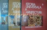 Istoria Universala A Arhitecturii I-III - Gheorghe Curinschi Vorona