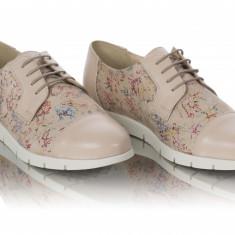 Pantofi dama Caspian Cas-Nadia-BEJMUL