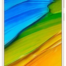 Telefon Mobil Xiaomi Redmi 5 Plus, Procesor Octa-Core 2.0GHz, IPS LCD capacitive touchscreen 5.99inch, 4GB RAM, 64GB Flash, 12MP, Wi-Fi, 4G, Dual Sim,, Neblocat, Auriu