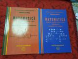 MIRCEA GANGA - MATEMATICA , MANUAL PENTRU CLASA A XII-A / M1 ( 2 VOL. ) -2007