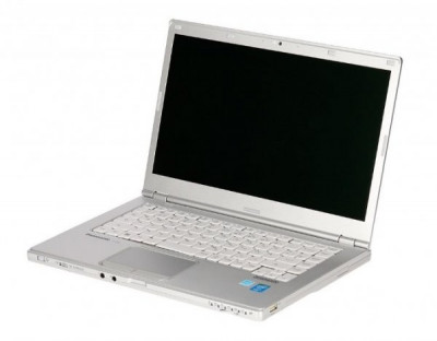 Laptop Panasonic ToughBook CF-LX3, Intel Core i5 Gen 4 4310U 2.0 Ghz, 4 GB DDR3, 128 GB SSD, WI-FI, Bluetooth, WebCam, Display 14inch 1600 by 900 foto