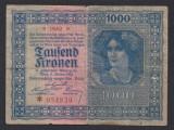 A6699 Austria 1000 kronen 1922