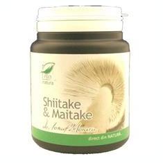 Shiitake si Maitake 150cps Medica Cod: medi00454