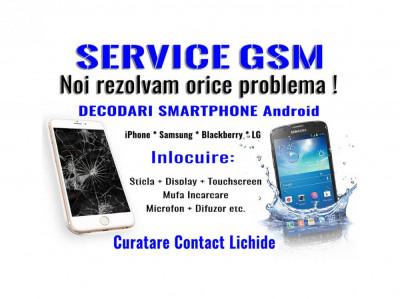 Service GSM Telefoane Smartphone Orice Model Orice Marca foto