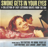 CD Smoke Gets In Your Eyes, jazz: Bing Crosby, Peggy Lee, The Platters