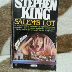 SALEM'S LOT-STEPHEN KING (ROMANA)