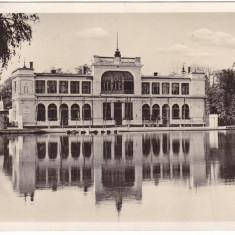 # Z.2279 Romania, Kolozsvar, Cluj carte postala circulata 1941: Chios, lac, Fotografie, Cluj Napoca
