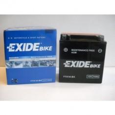 Exide baterie motocicleta YTX16-BS 150x87x161 12V 14Ah 220A Honda Kawasaki