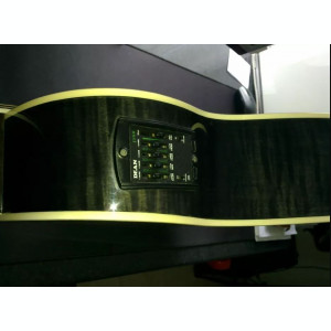 Chitara Acustica Dean Acoustic EFM TBK + Cutie !