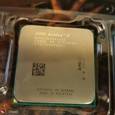 Procesor AMD Athlon II x 4 605e Quad Core 2.3 GHz socket AM3 / AM2+  si Pasta
