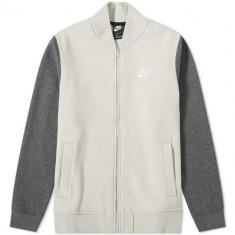 Jacheta barbati Nike NSW FLEECE BOMBER JACKET 928461-221