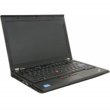 Laptop Lenovo ThinkPad X230, Intel Core i5-3210 3.10 GHz, 4GB DDR3, 320GB HDD, Windows 10 Pro Refurbished
