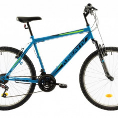 Bicicleta Mtb Kreativ 2603 Albastru 2018 L 26 inch, V-brake