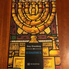 Josy Eisenberg - Iudaismul (1995 - Stare foarte buna!)