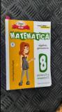 MATEMATICA ALGEBRA GEOMETRIE SEMESTRUL 2 CLASA A VIII A NEGRILA PARALELA 45