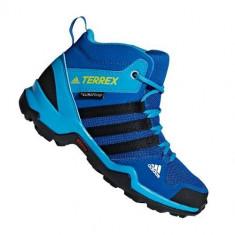 Ghete Copii Adidas JR Terrex AX2R Mid CP BC0673