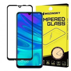 Folie Sticla Huawei P Smart 2019 Wozinsky 5D Full Glue Neagru