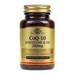 Coenzyme Q10 200mg Solgar 30cps Cod: 26593