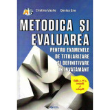 Metodica si evaluarea pentru examenele de titularizare si definitivare in invatamant | Vasile Cristina