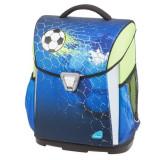 Ghiozdan Basic echipat Walker&Schneiders Fotbal Albastru