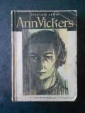 SINCLAIR LEWIS - ANN VICKERS (editie veche, traducere de Paul B. Marian)