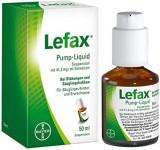 Cumpara ieftin LEFAX Pump Liquid (soluție cu pompita) 50ml - ameliorare colici/gaze bebeluși
