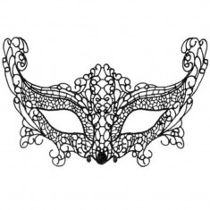 Masca venetiana La Muette