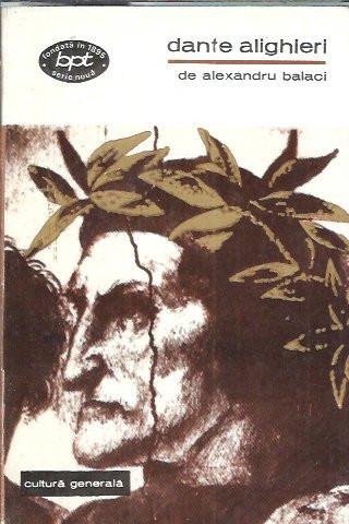 Alexandru Balaci - Dante Alighieri BPT 512