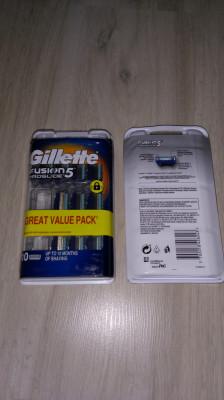 Gillette Proglide (set 10 rezerve) Fusion foto
