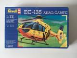 Macheta Revell elicopter EC-135 ADAC/OAMTC 1:72, aproape nou, complet