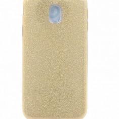 Husa Spate Upzz Shiny Lux Samsung J5 2016 Gold