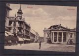 ORADEA  PIATA  REGELE  FERDINAND CIRCULATA  1909