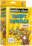 Horrible Science Galt, Cristale ciudate
