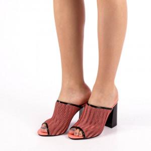 Papuci dama Ruxia roz