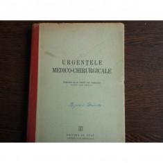 URGENTELE MEDICO CHIRURGICALE - ION TURAI