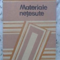MATERIALE NETESUTE - VIRGIL PRODEA