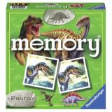 Joc de memorie dinozauri Ravensburger