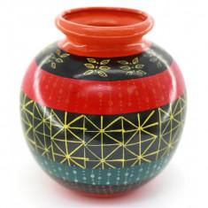 Vaza ceramica Etnic 35cm