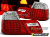 Stopuri LED compatibile cu Bmw E46 04.99-03.03 COUPE Rosu Alb LED