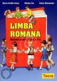 Limba romana. Manual pentru clasa a V-a (Ed. Teora)