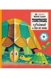Tortoise And Friends: A Pop-Up Book - Rudolf Lukes