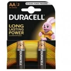 Baterie Duracell Basic AA LR06, 2buc