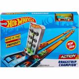 Jucarie Pista Hot Wheels Dragstrip Champion GBF81 Mattel