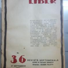 Cuvântul liber, Nr. 36, 27 septembrie 1924