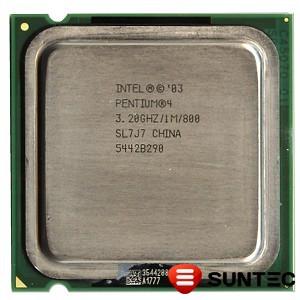 Procesor Intel Pentium 4 540J SL7PW foto