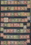 Germania - Bayern Bavaria lot de studiu compus din 72 timbre calsice