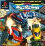 Joc PS1 Micro Machines V3