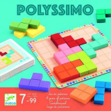 Cumpara ieftin Polyssimo - Joc inteligenta tip tetris, Djeco