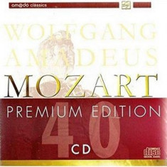 Mozart premium editions