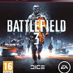 Battlefield 3  -  PS 3 [Second hand], Shooting, 18+, Single player